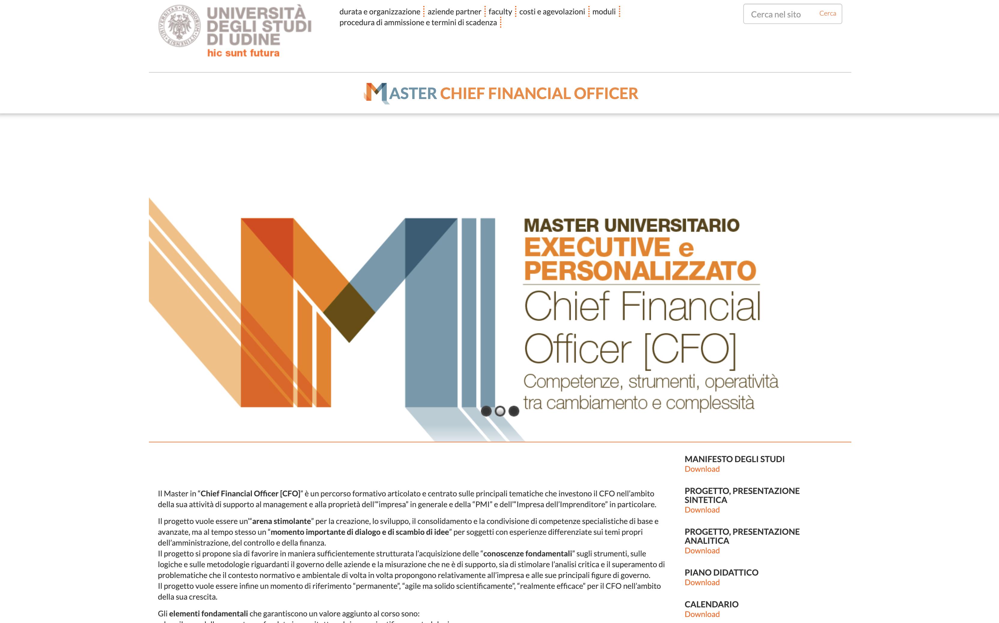 Master CFO
